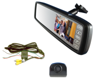 Bus Backup Camera - sales, service and installations