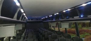 Bus Overhead Luggage Systems - sales, service, installations