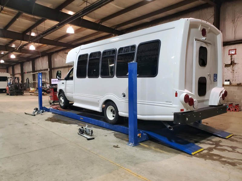 Vehicle Wheel Alignments for Buses, Rvs, Trucks & Specialty Vehicles -