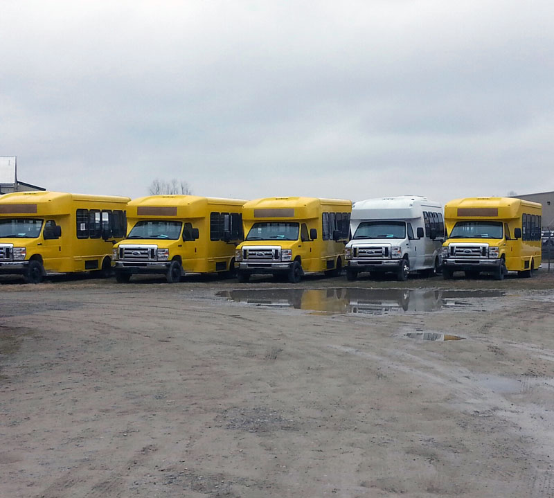 Our experienced team of drivers will deliver your vehicles quickly, efficiently and safely within the 48 states and Canada.
